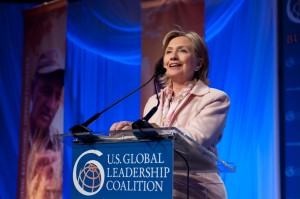 Sec. Clinton Tribute